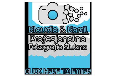 Profesjonalna Fotografia Ślubna Klaudia & Kamil