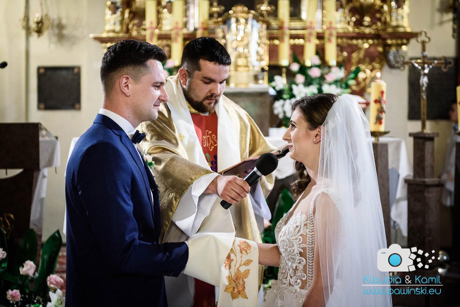 Ślub Głębowice